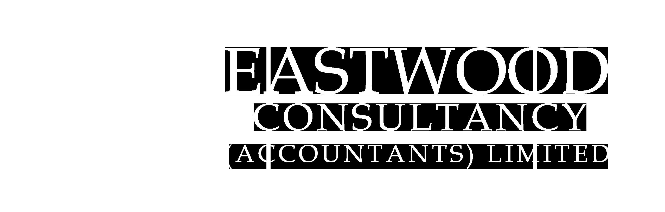 Eastwoods Logo White